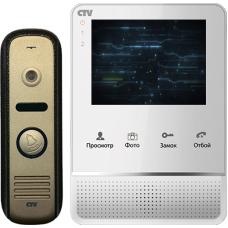 CTV-DP2400MD Комплект домофона
