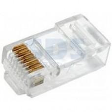 RJ-45 8P8C. Интернетовский разъем LAN.