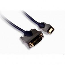 10.0м HDMI-DVI-D Techlink 690309