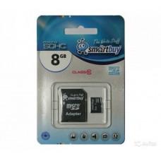SmartBuy microSDHC Сlass 10 8GB