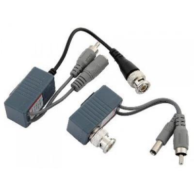 SAF-UTP/RCA 02. Угловой активный передатчик видеосигнала