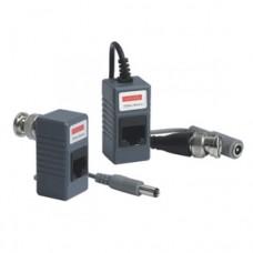 SAF-UTP/RCA 01. Угловой активный передатчик видеосигнала