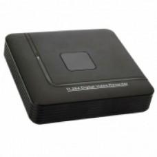 SAF-IP04CH04A.Start-4. IP NVR на 4 канала видео HD (720P)