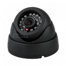 SAF-IPA300.Full HD. Купольная IP камера с ИК подсветкой