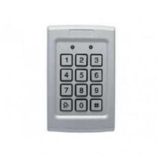 EASYKEY-WC3A. Кодовая панель со считыватель RF с подстветкой.