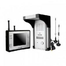 KWV-730.Беспроводной комплект видеодомофона Kenwei