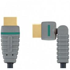 2.0м HDMI  Bandridge BVL1802  шарнирный