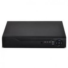 SAF-AHD6604A. Гибридный AHD 4 видео, 4 аудио