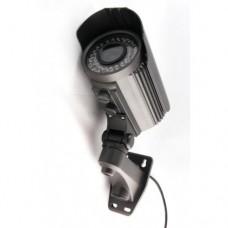 SAF-1000C800. Уличная камера 800ТВл, 0,01Лк, 2,8-12мм, с ИК