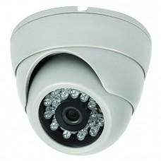 SAF-AHD300.HD 720P. Купольная камера AHD, 1Мп, ИК до 25м, HD 720P.