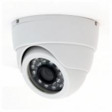 SAF-300C700. Купольная камера 700твл, 0,01лк 3.6 мм с ИК