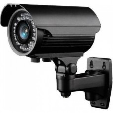 SAF-1000C700. Уличная камера 700ТВл, 0,01Лк, 2,8-12мм, с ИК.