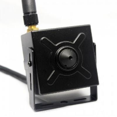 SAF-IP200HDWF. Миниатюрная мегапиксельная IP камера