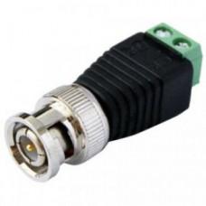 SAF-BNC01. Разъем BNC для систем видеонаблюдения