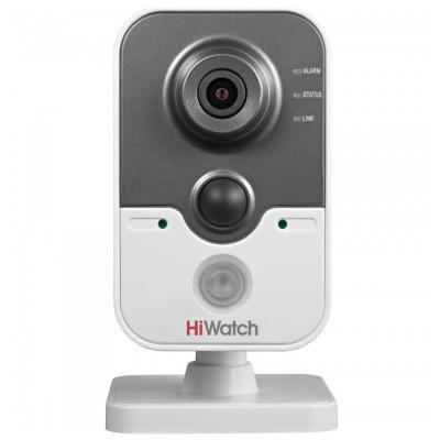 Внутренняя IP-камера HiWatch DS-I114 (2.8, 4, 6 mm
